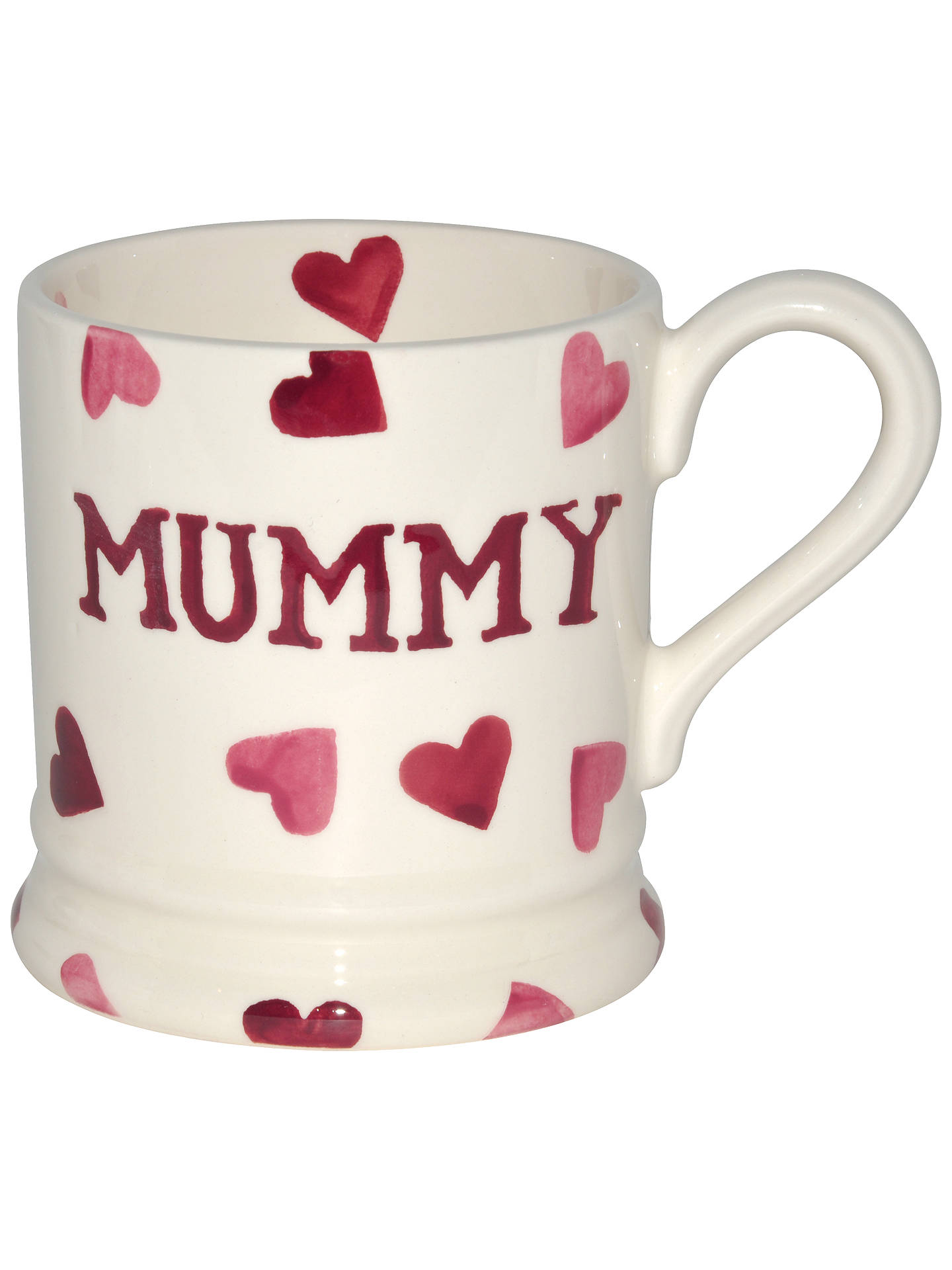 Emma Bridgewater Hearts Mummy Mug At John Lewis Amp Partners