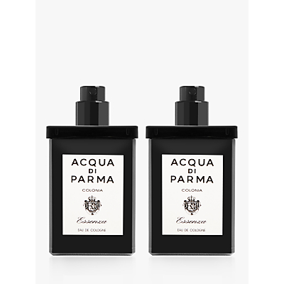 Acqua di Parma Colonia Essenza Leather Travel Spray Refills, 2 x 30ml