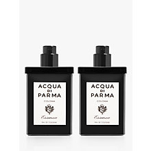 Buy Acqua di Parma Colonia Essenza Leather Travel Spray Refills, 2 x 30ml Online at johnlewis.com