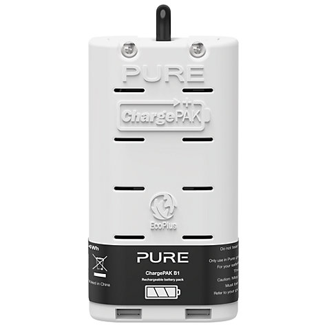 Buy Pure ChargePAK B1 Online at johnlewis.com