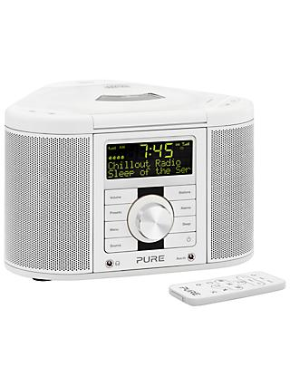 Radio CD Player | Audio | John Lewis & Partners