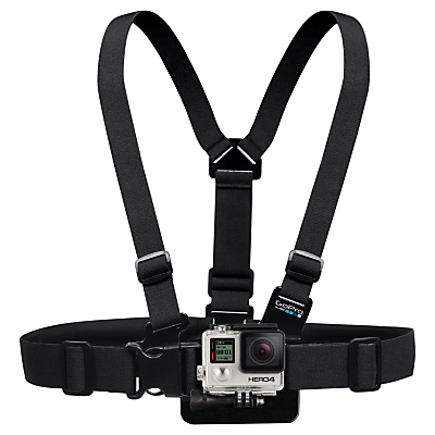 GoPro Chest Mount Harness for All GoPros