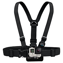 Buy GoPro Chest Mount Harness for All GoPros Online at johnlewis.com