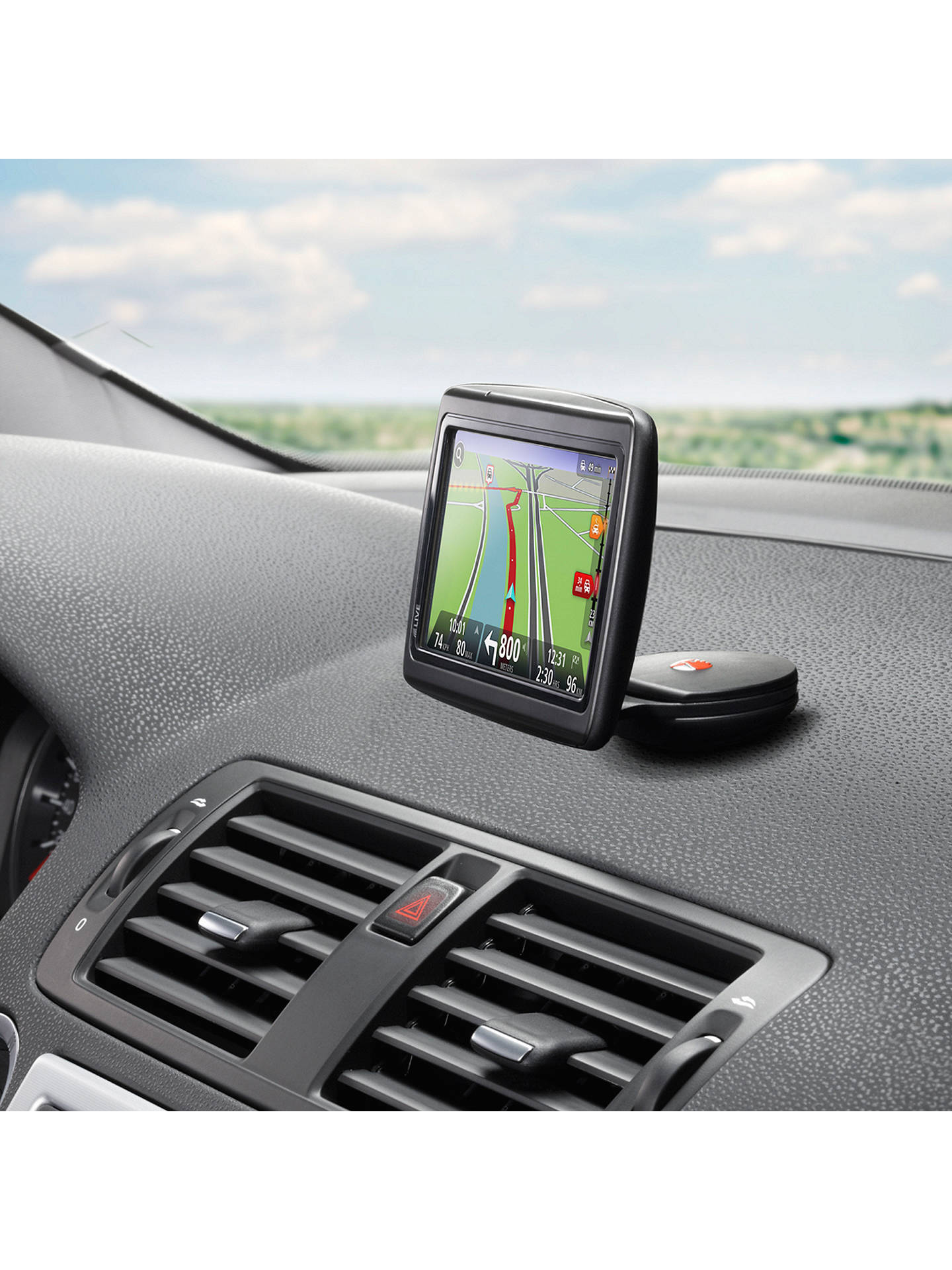 TomTom Easy Dashboard Mount at John Lewis & Partners