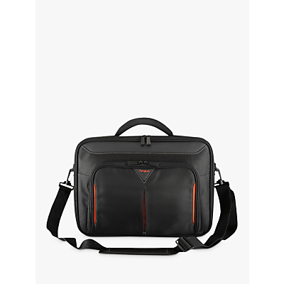 Targus CN418 Classic+ 17-18 Laptop Messenger Bag, Black