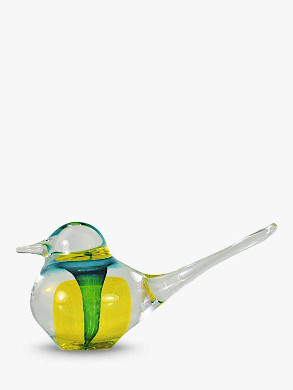 Svaja Svaja Basil Bird Ornament, Yellow