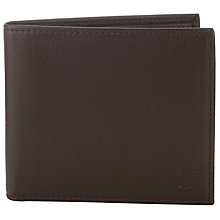 Buy Polo Ralph Lauren Pebble Grain Leather Wallet Online at johnlewis.com
