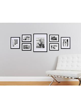 Black Photo Frames | Home Accessories | John Lewis & Partners