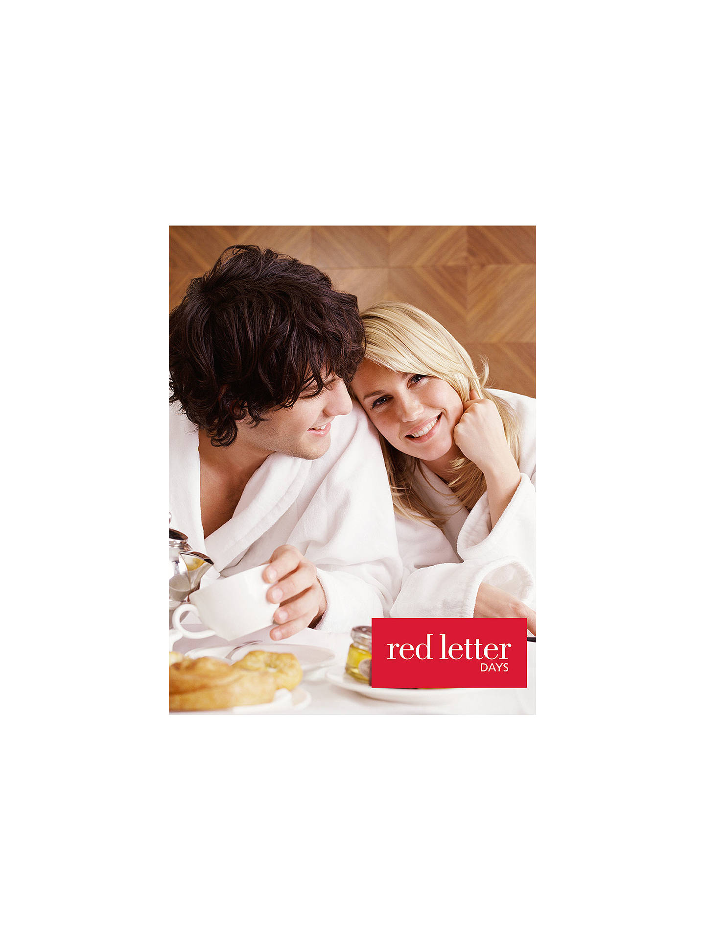 BuyRed Letter Days Charming Escape With Dinner For 2 Online at johnlewis.com