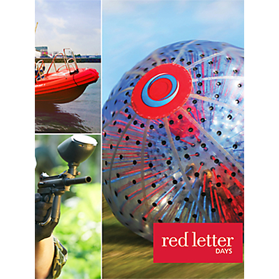 Red Letter Days Perfect Adventure Seeker