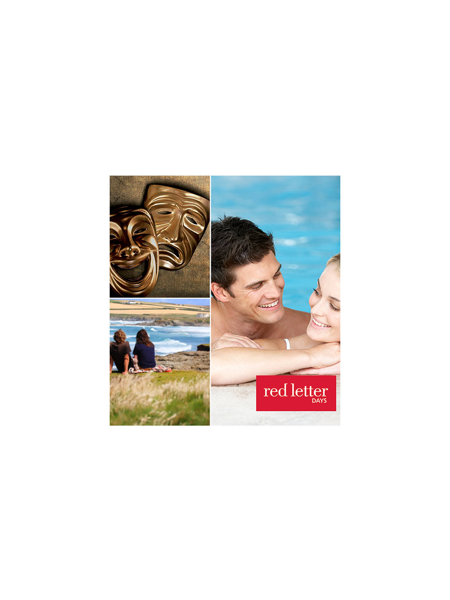 Buy Red Letter Days Perfect For Couples Online at johnlewis.com