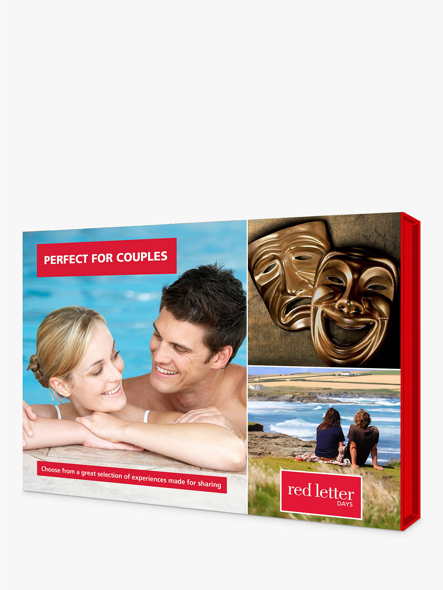 BuyRed Letter Days Perfect For Couples Online at johnlewis.com