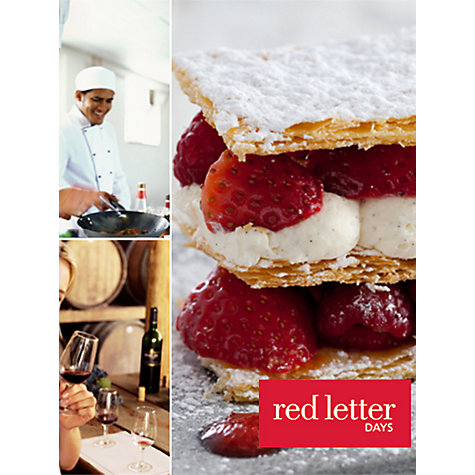 Buy Red Letter Days Perfect Gourmet Lovers Online at johnlewis.com