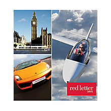 Buy Red Letter Days £100 Gift Card Online at johnlewis.com