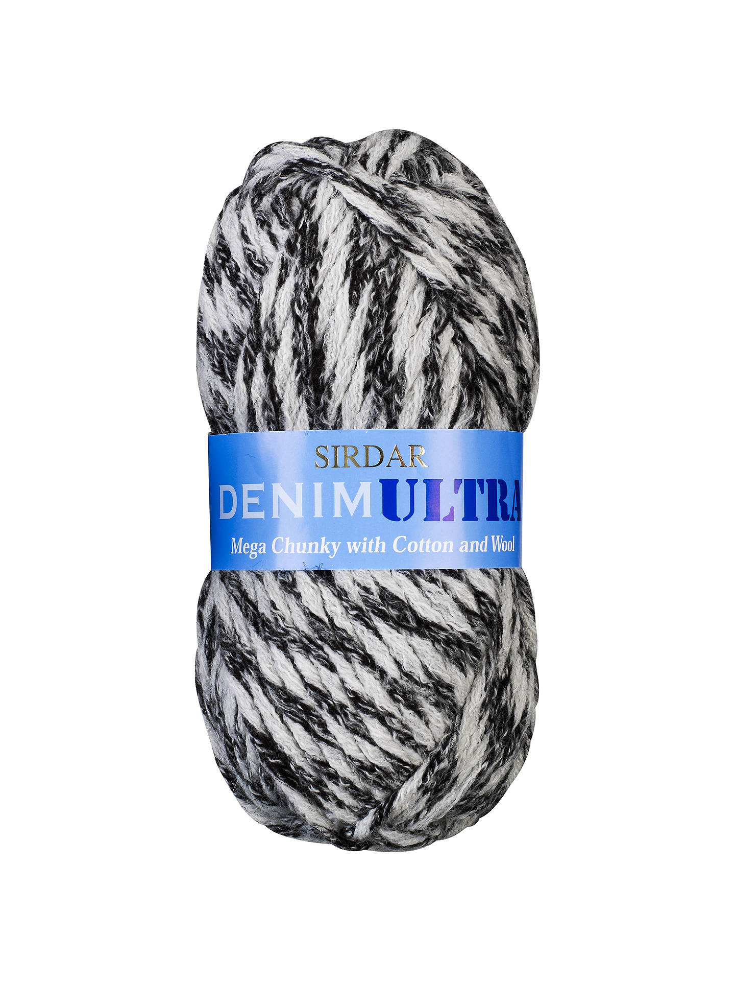 low price sale get new various styles Sirdar Denim Ultra Super Chunky Yarn, 100g at John Lewis ...