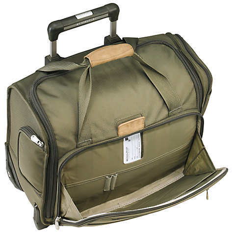 Buy Briggs & Riley Baseline Rolling Cabin Case Online at johnlewis.com