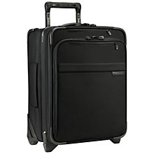 Buy Briggs & Riley Baseline Commuter 2-Wheel 48.3cm Cabin Suitcase Online at johnlewis.com