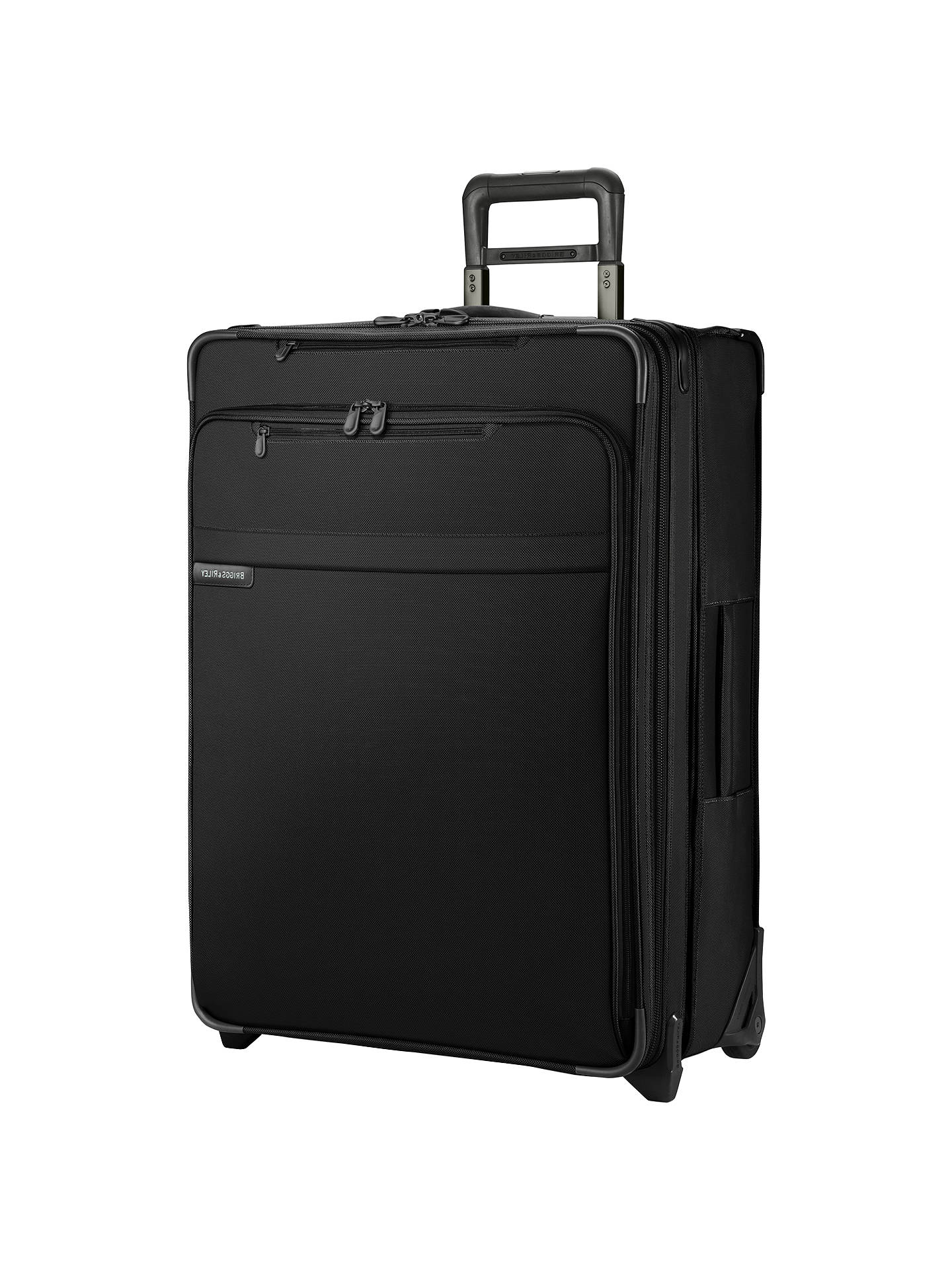 f3ef3a5b86 Briggs   Riley 2-Wheel Large Expandable Upright Suitcase at John ...