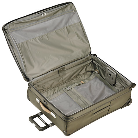 Buy Briggs & Riley 2-Wheel Large Expandable Upright Suitcase Online at johnlewis.com