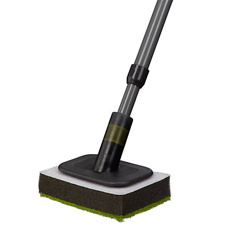 Buy John Lewis Ingenious Flex Neck Tub-n-Tile Scrubber, Multi Online at johnlewis.com