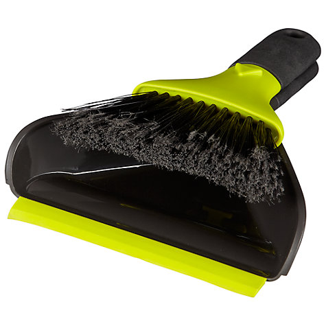 Buy John Lewis Ingenious Small Dustpan Set, Multi Online at johnlewis.com