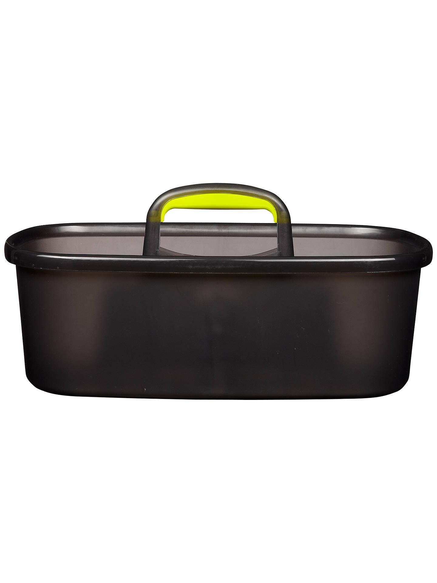 1b6fdb948a2a Buy John Lewis Ingenious Caddy for Rectangular Bucket Online at johnlewis.com  ...