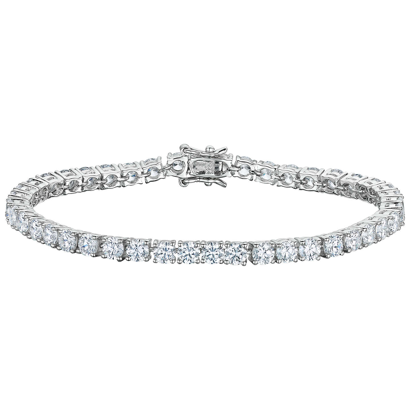jewellers magnifying diamond jewellery glass tennis bracelet whitakers