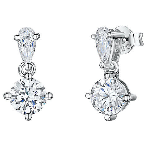 Buy Jools by Jenny Brown Short Drop Earrings Online at johnlewis.com