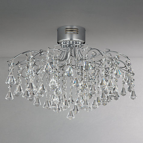 Buy John Lewis Mini Callisto Semi Flush Light Online at johnlewis.com