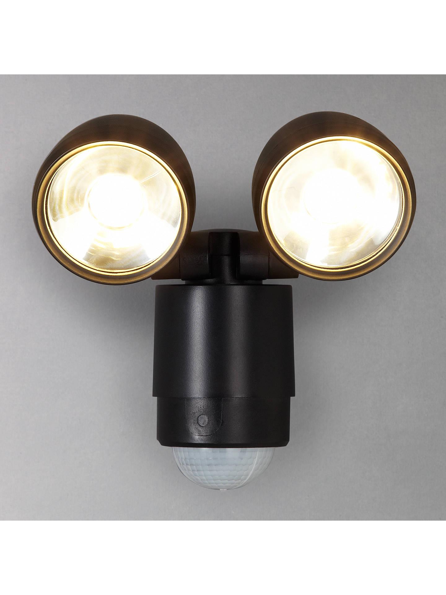 Luxform Umbriel Twin Pir Sensor Security Led Outdoor Light