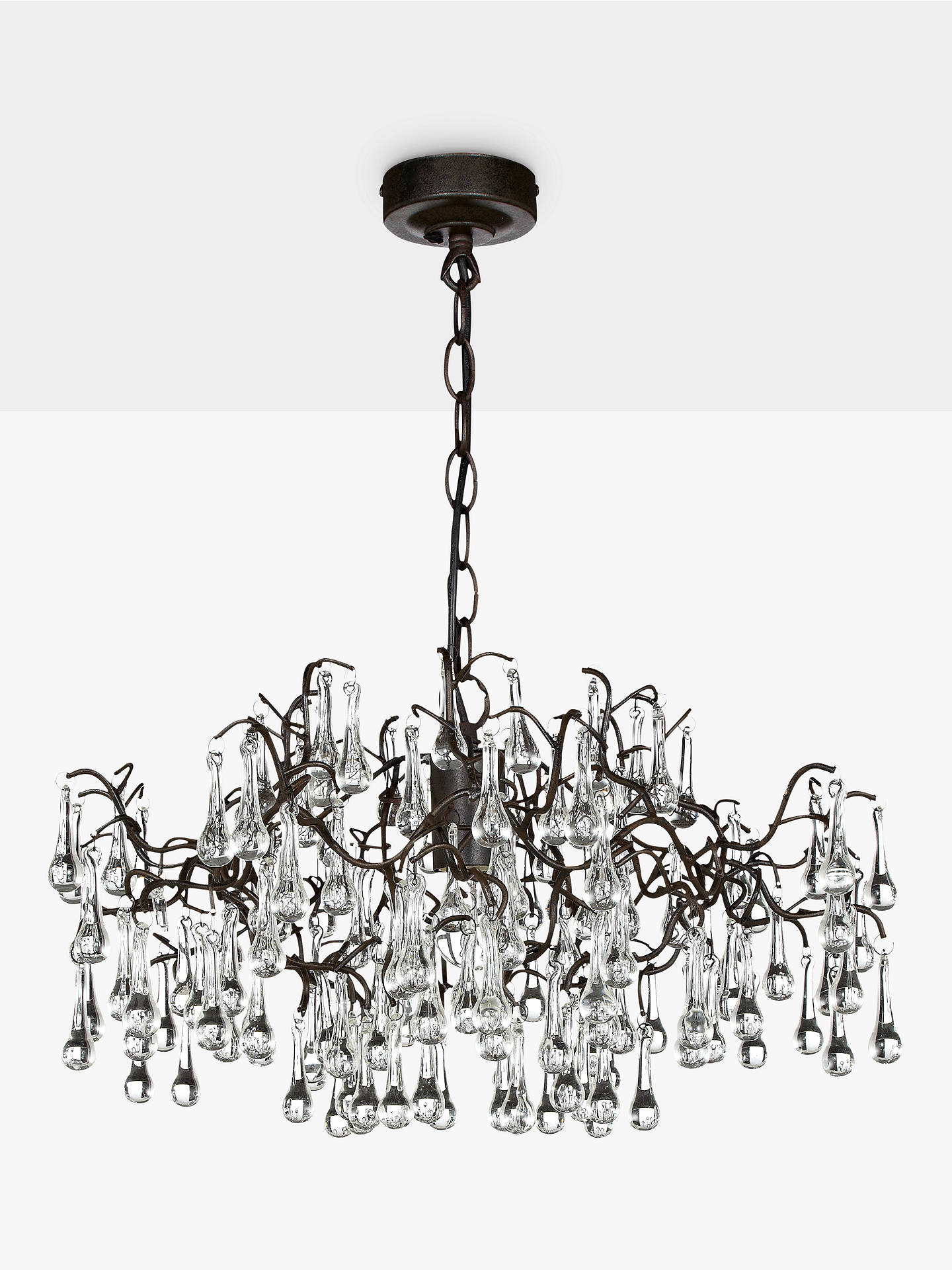 BuyJohn Lewis & Partners Victoria Chandelier Online at johnlewis.com