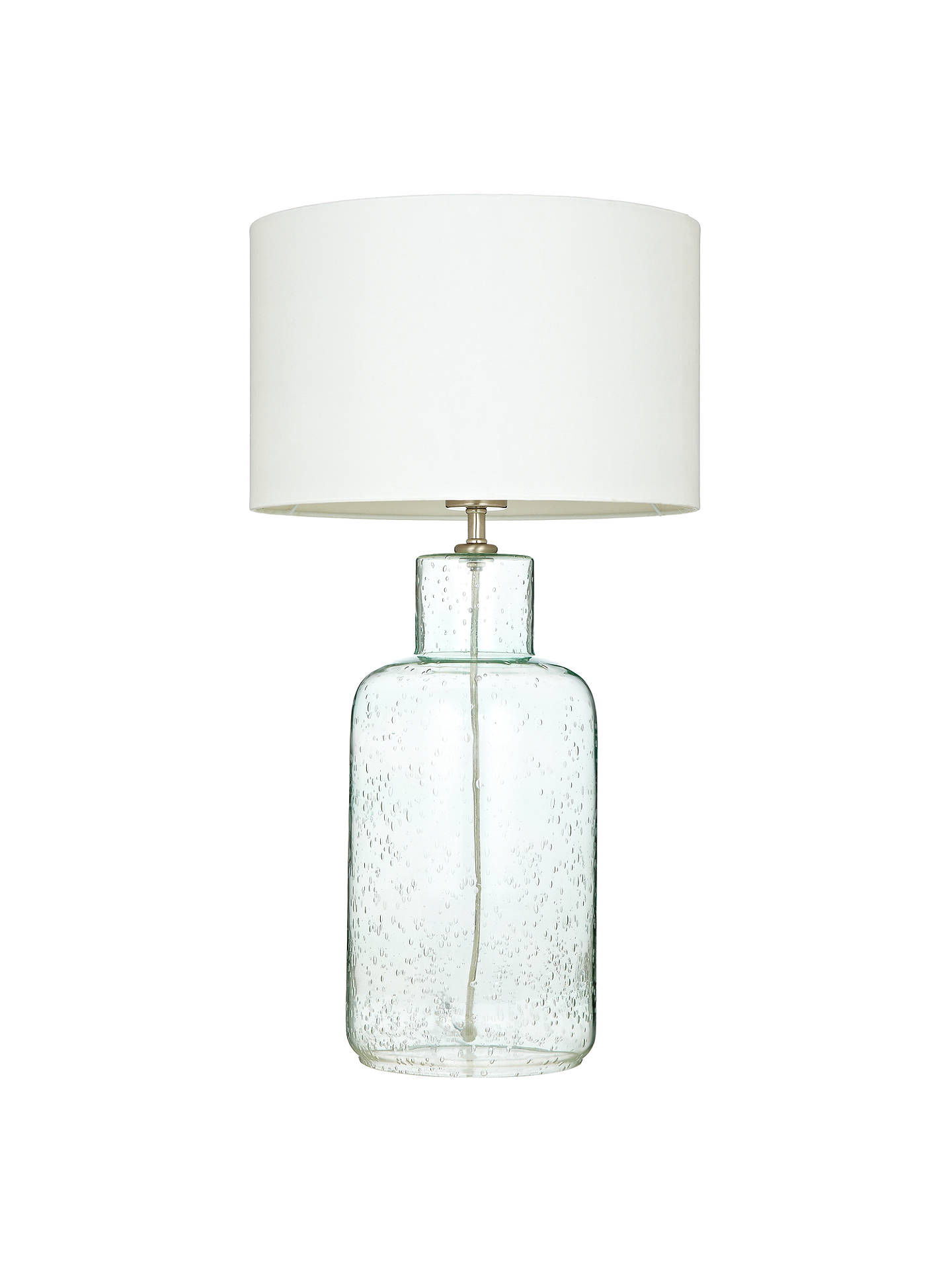 John Lewis Heather Bubble Glass Table Lamp At John Lewis Partners