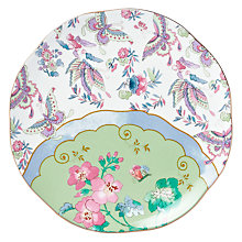 Buy Wedgwood Butterfly Bloom 21cm Tea Plates, Set of 4 Online at johnlewis.com