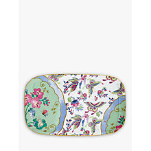 Buy Wedgwood Butterfly Bloom Sandwich Tray Online at johnlewis.com