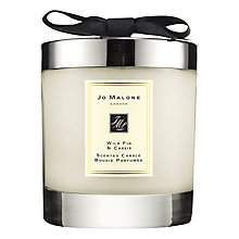 Buy Jo Malone London Wild Fig & Cassis Home Candle, 200g Online at johnlewis.com
