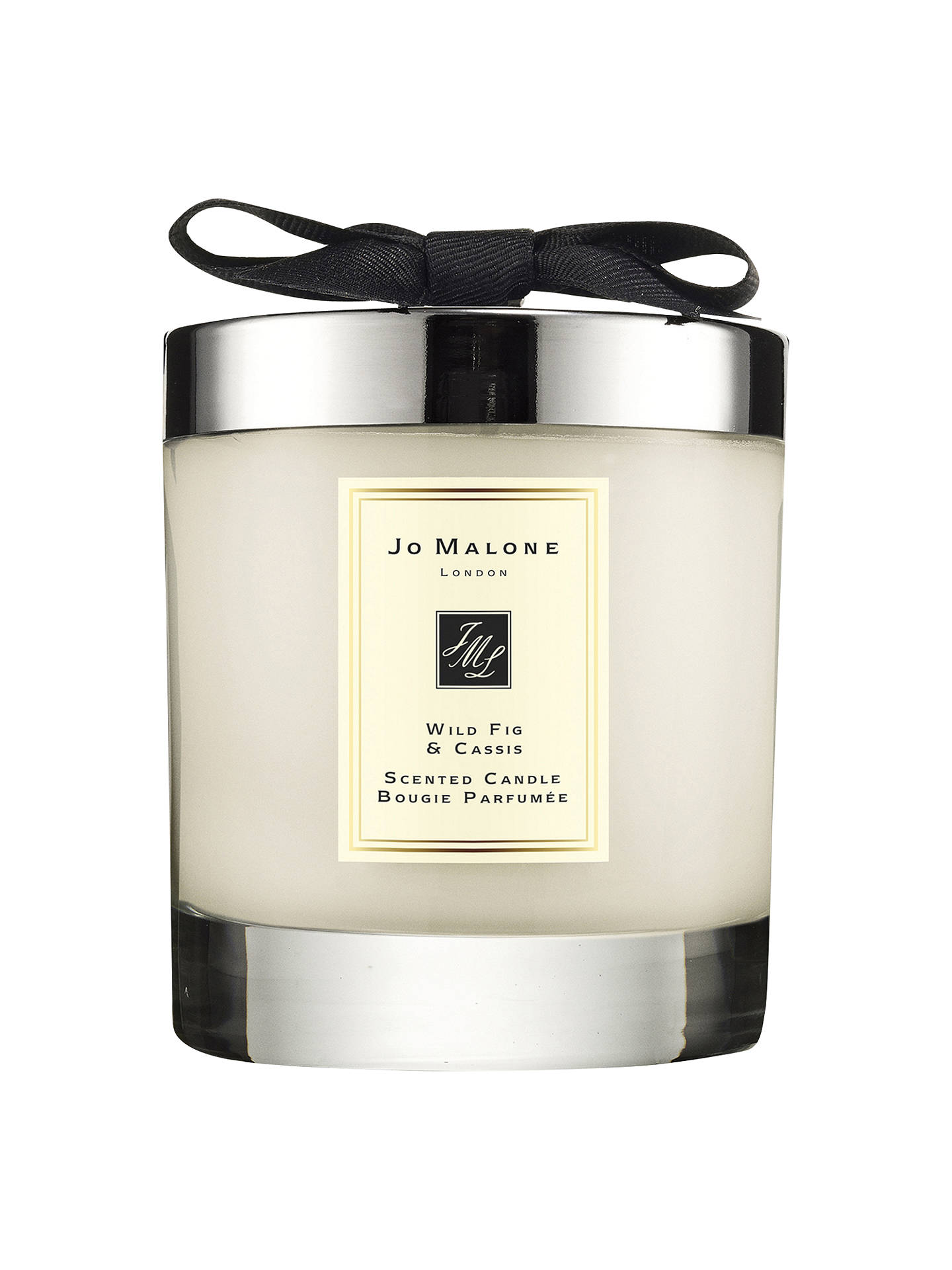 Buy Jo Malone London Wild Fig & Cassis Home Scented Candle, 200g Online at johnlewis.com