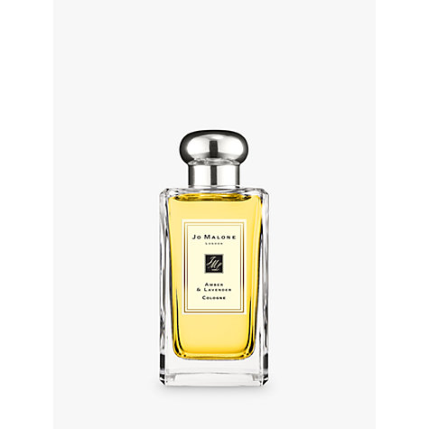 Buy Jo Malone London Amber & Lavender Cologne, 100ml Online at johnlewis.com