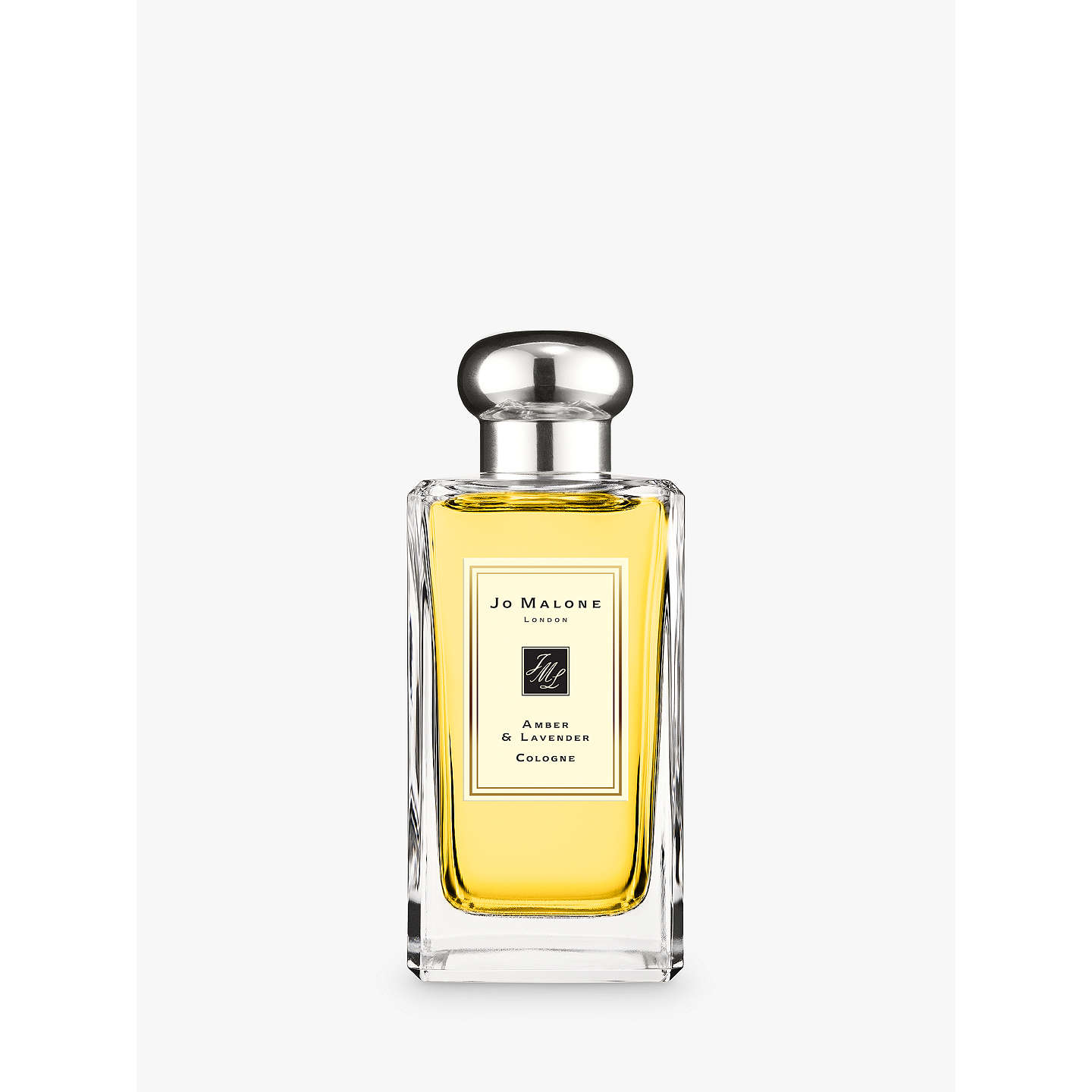 BuyJo Malone London Amber & Lavender Cologne, 100ml Online at johnlewis.com