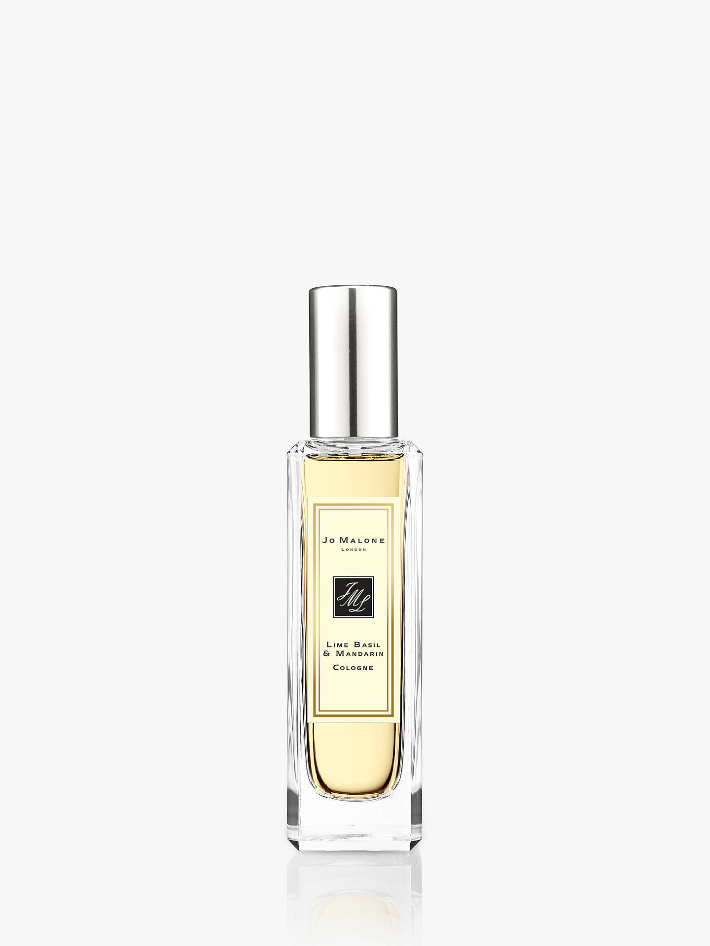 Buy Jo Malone London Lime Basil & Mandarin Cologne, 30ml Online at johnlewis.com