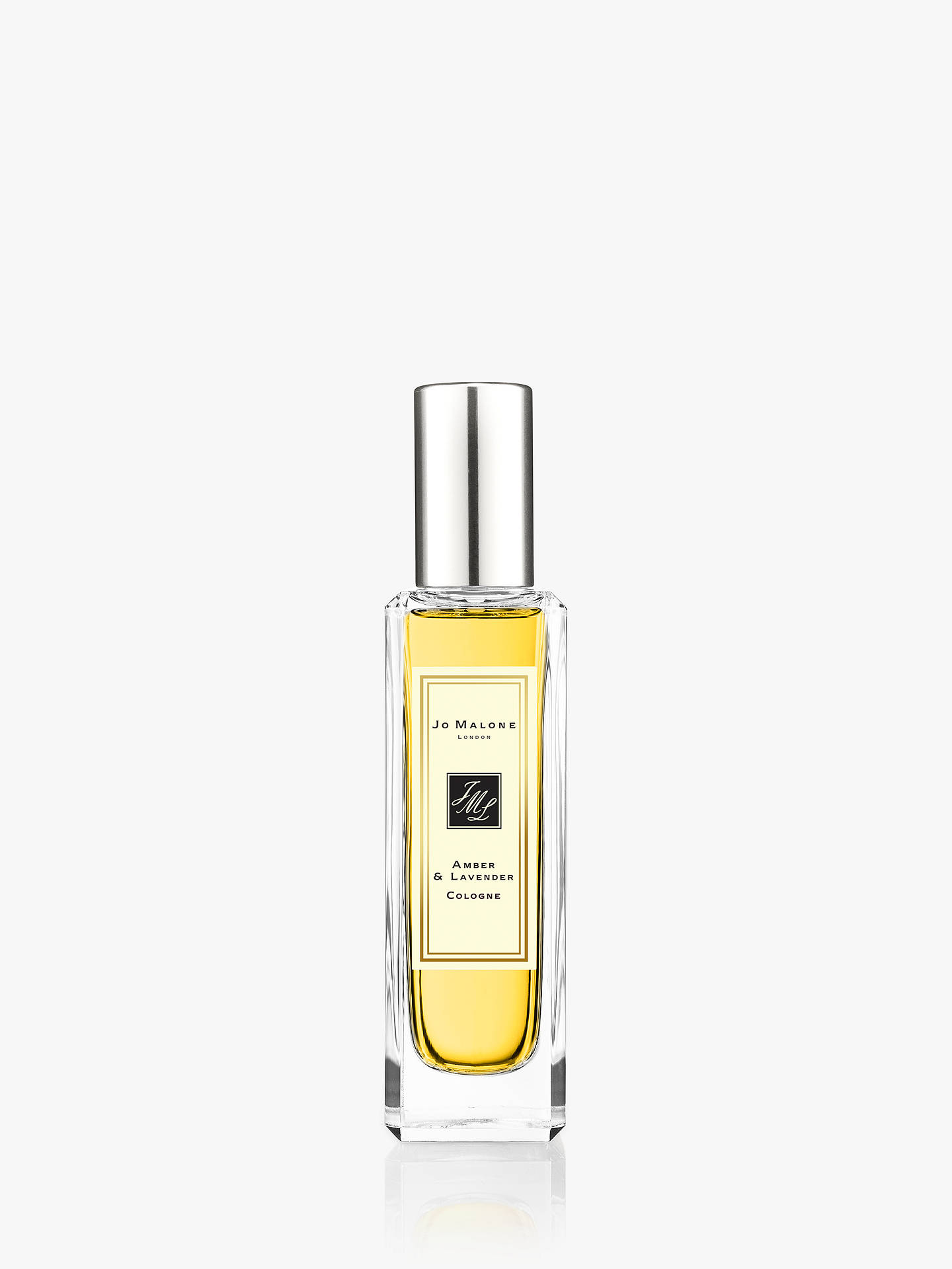 BuyJo Malone London Amber & Lavender Cologne, 30ml Online at johnlewis.com
