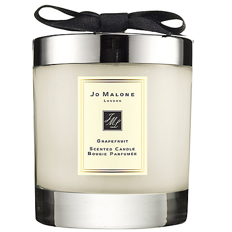 Buy Jo Malone London Grapefruit Home Candle, 200g Online at johnlewis.com