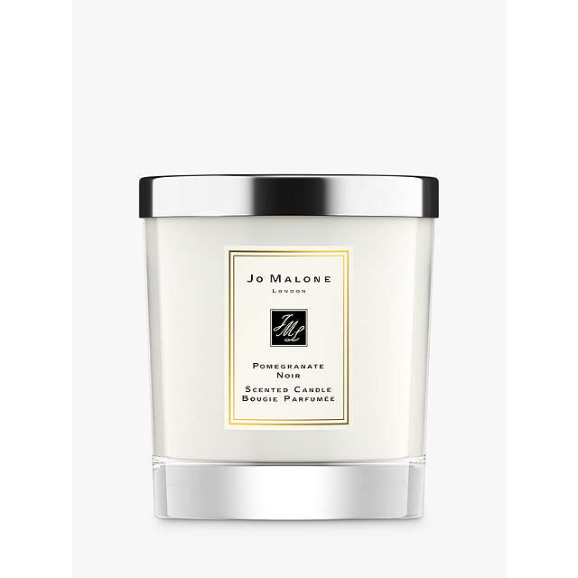 BuyJo Malone London Pomegranate Noir Home Candle, 200g Online at johnlewis.com