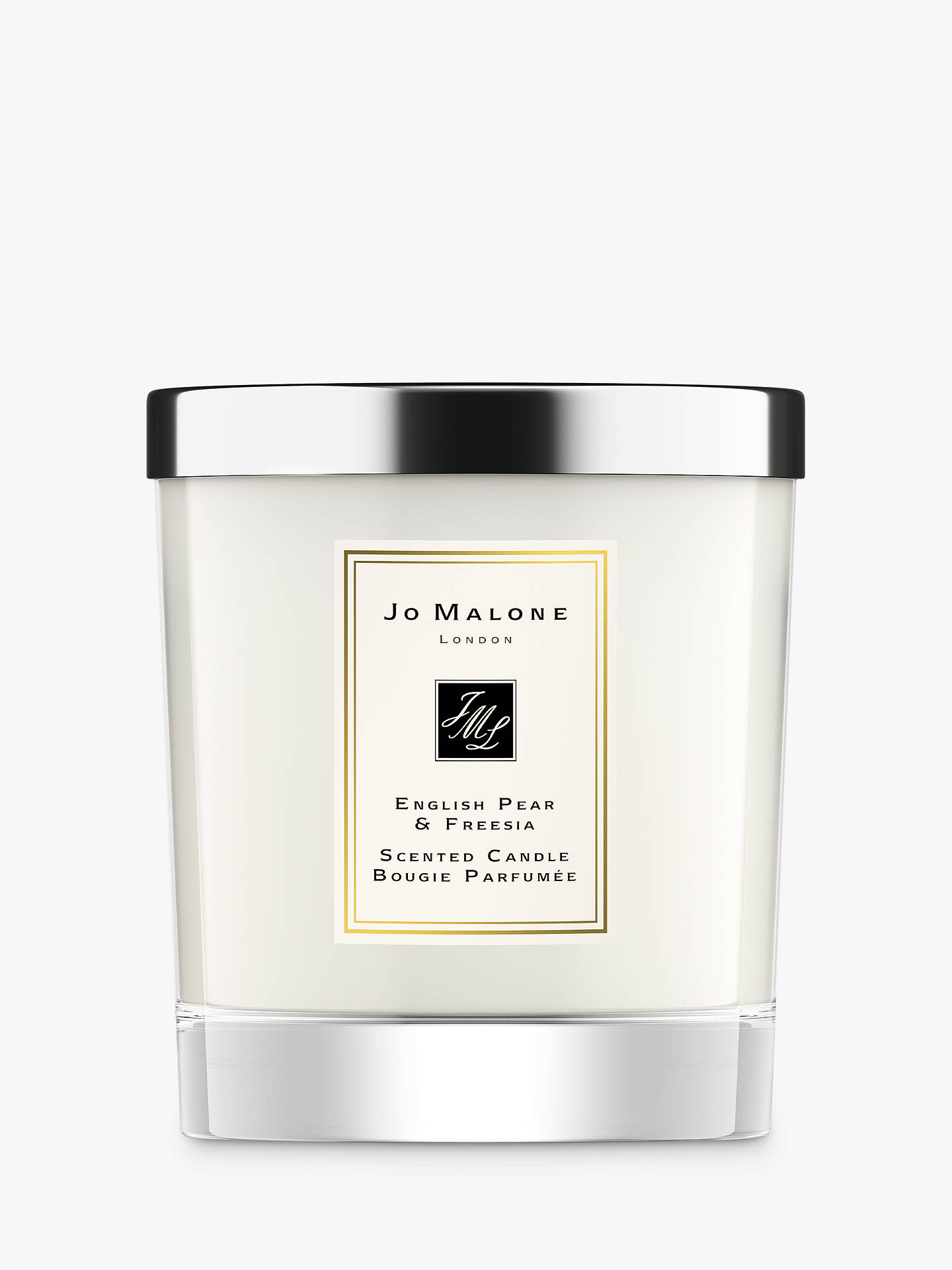 BuyJo Malone London English Pear & Freesia Home Candle, 200g Online at johnlewis.com
