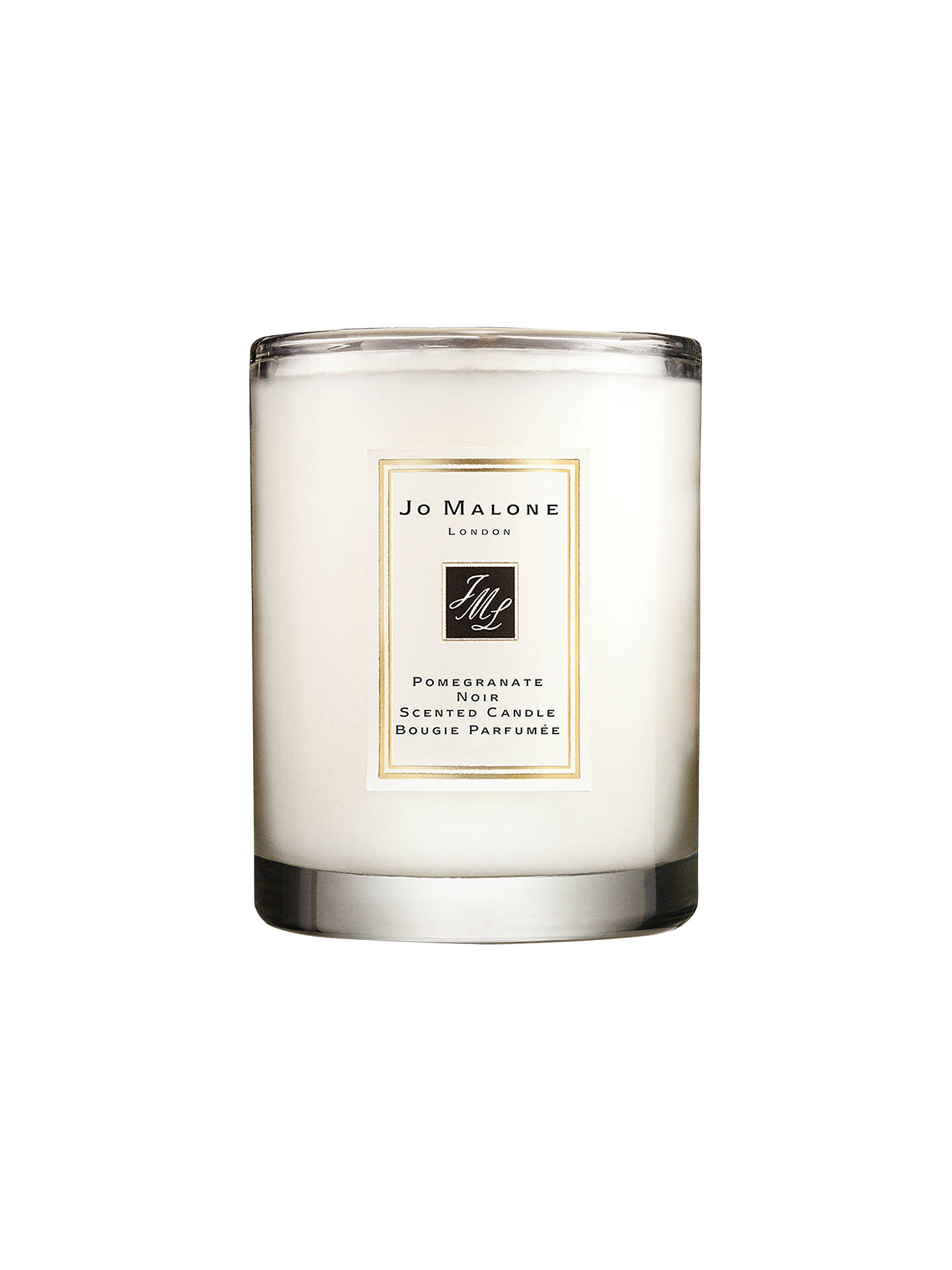 Jo Malone London Pomegranate Noir Travel Candle 60g At John Lewis