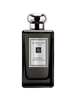Jo Malone London Dark Amber & Ginger Lily Cologne Intense