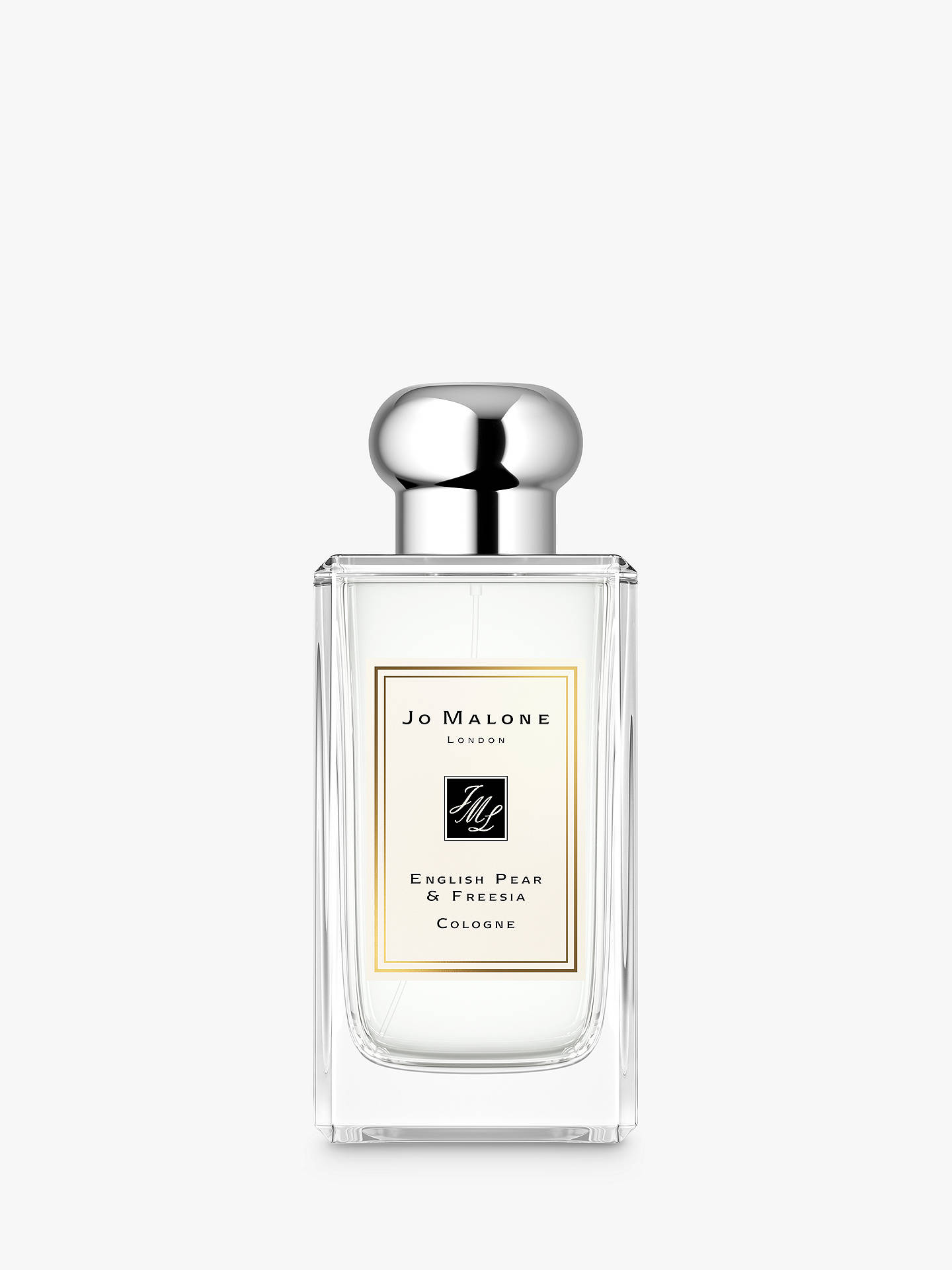 Buy Jo Malone London English Pear & Freesia Cologne, 100ml Online at johnlewis.com