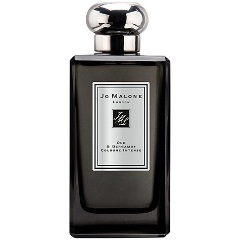 Buy Jo Malone London Oud & Bergamot Cologne Intense, 100ml Online at johnlewis.com