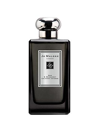 Jo Malone London Oud & Bergamot Cologne Intense, 100ml