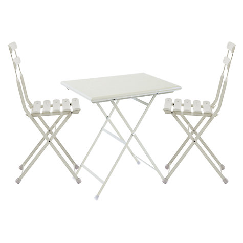 Buy EMU Arc En Ciel Steel Bistro Set Online at johnlewis.com