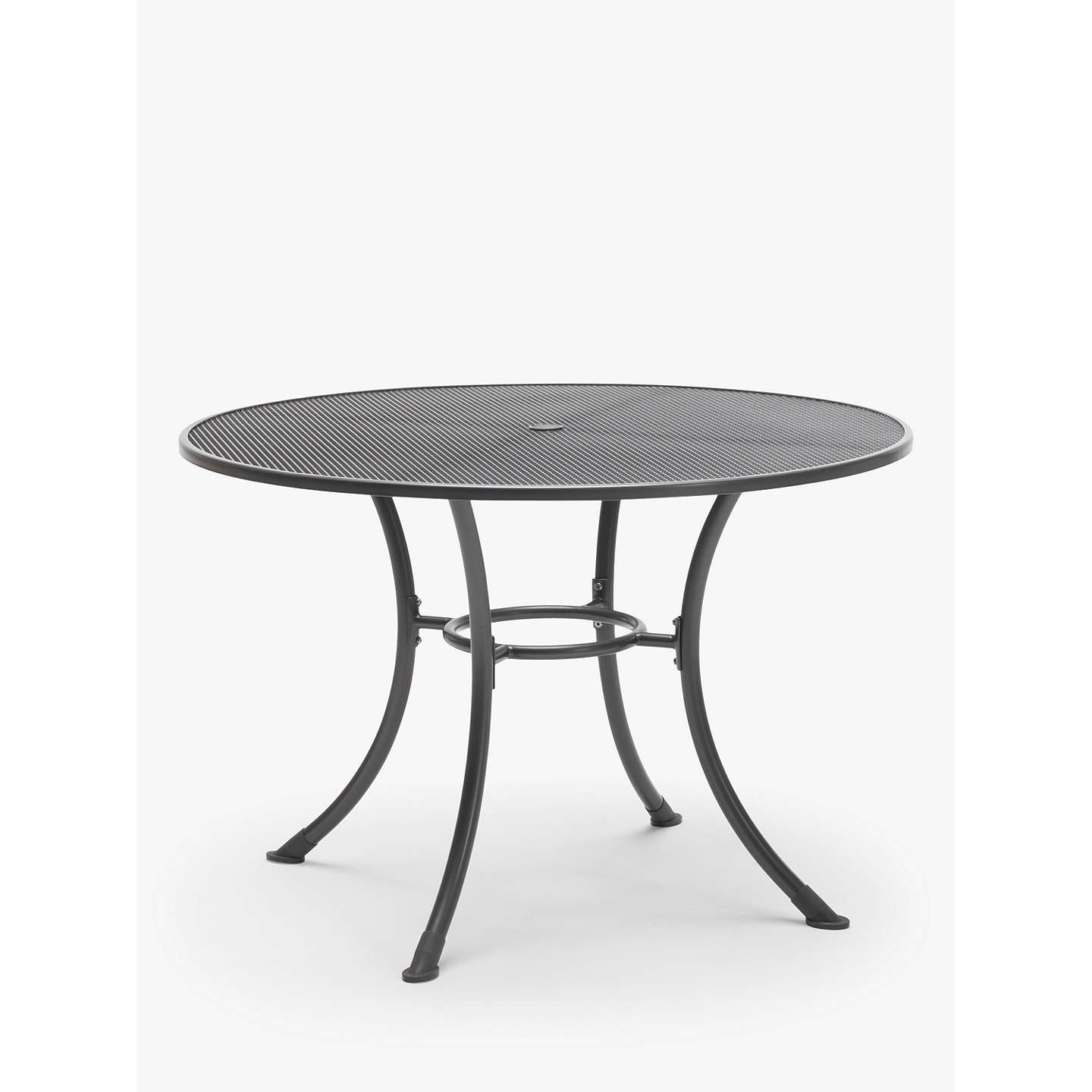 John lewis henley by kettler 4 seater round garden dining for John lewis chinese furniture